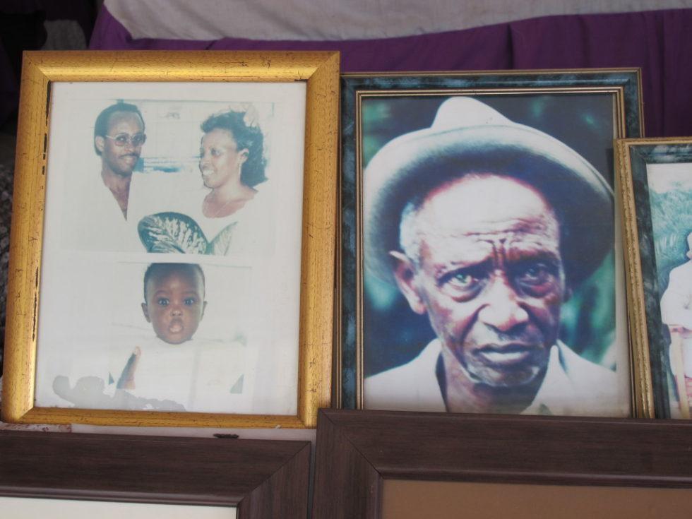 Portraits de victimes