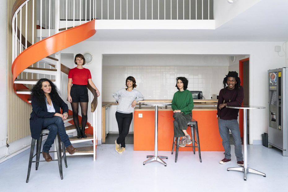 © Maurine Tric pour la Cité internationale des arts